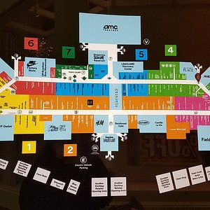 MAP of the mall
