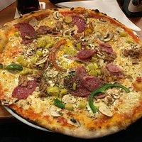 Pizza Tuscolo