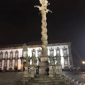 Pelourinho Sé Catedral Porto