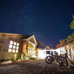 See the stars and enjoy some time off-the-grid.