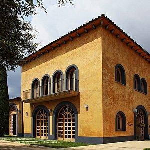 Pere Ventura winery in Sant Sadurní d'Anoia