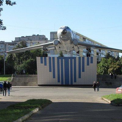 Рыбинск, улица Моторостроителей, 6