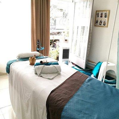 Nuestras salas de masaje