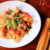 Yellow Curry Shrimp