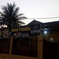 Fachada do Espetinho Raul Falcão