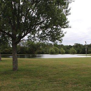 The gorgeous lake