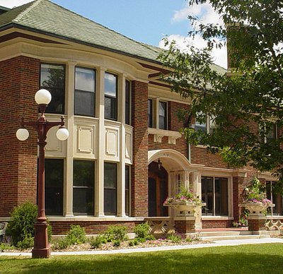 The Woodson History Center is free to visit.