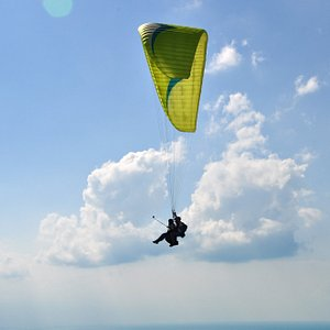 Flying is a thing of birds but the desire to fly is very much part of human nature.