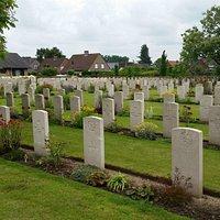 Vlamertinghe Military Cemetery