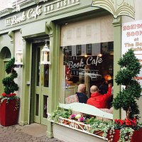 The Book Cafe and Bistro Gorey