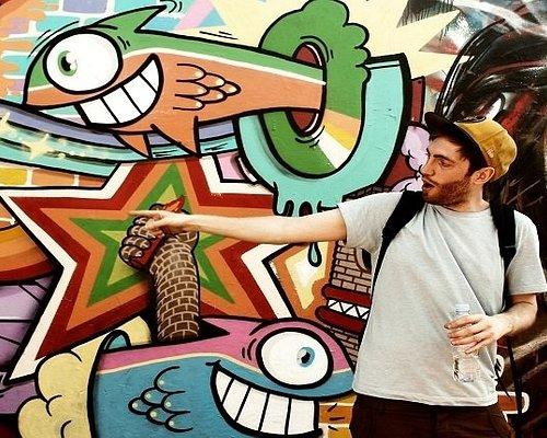 The Original And Best Street Art Tour Provider