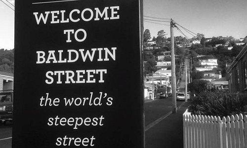 Welcome to Baldwin Street!
