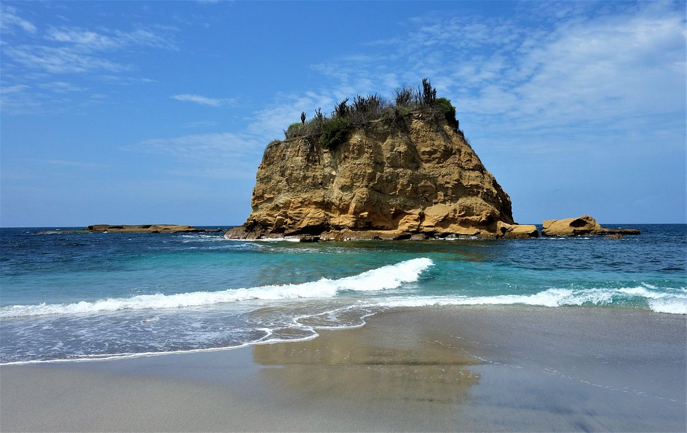 Second beach, Playa Turtuga.