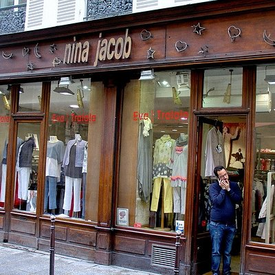 One of the stores selling Eva Tralala.