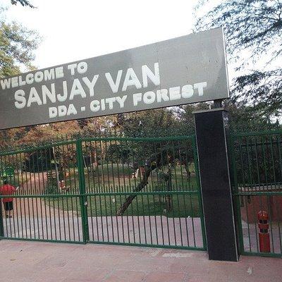 The main gate: gate no.1
