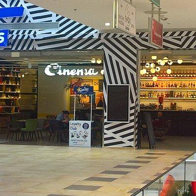 Cinestar bar