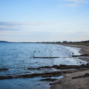 North end of Portmarnock Beach