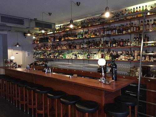 Bar & Spirit Collection
