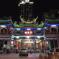Jiaoxi Deyang Temple