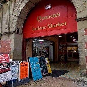 Queens Indoor Market, Rhyl