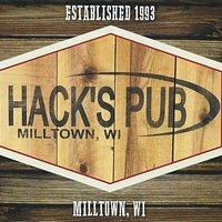 Hack's Logo