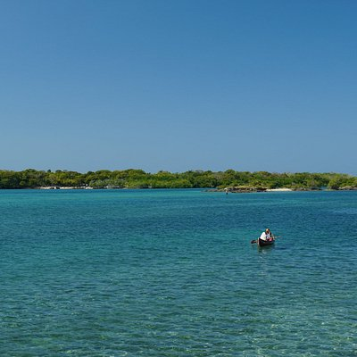 View from Isla Grande