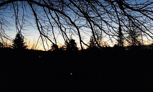 Morgensol på Thyrashøj