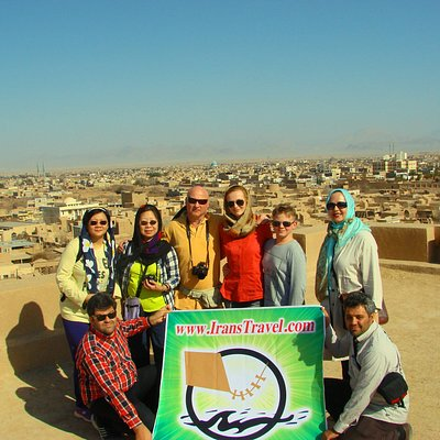 Group tour in Yazd