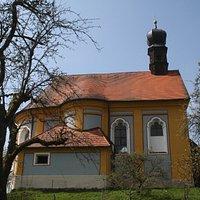 Kirche Pürgl - Aussenansicht
