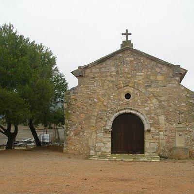 Ermita de Santa Bárbara, en Villaescusa de Haro