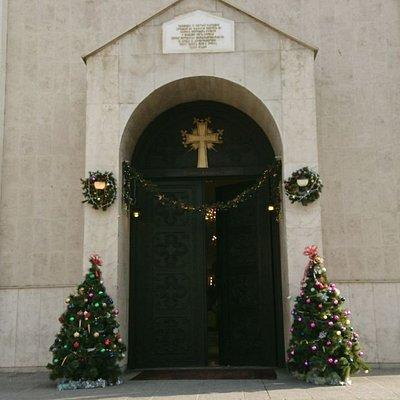 Армянская церковь в Тегеране