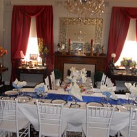 Our Tuscany Dining Room for that special occassion