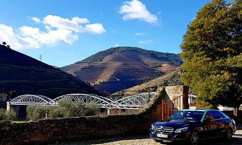 Hoje nossos clientes foram conhecer mais uma bela Quinta no Douro.
