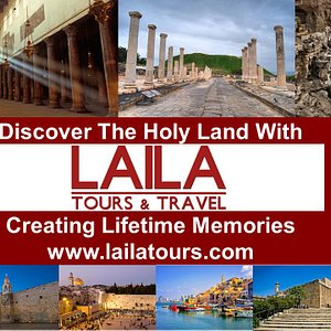 Discover more about the Holy Land with Laila Tours & Travel