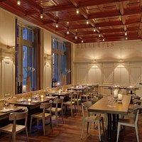 Restaurant Innenaufnahme