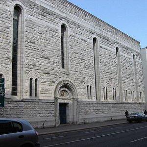 Church Washington Street Entrance