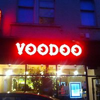 Front of Voodoo