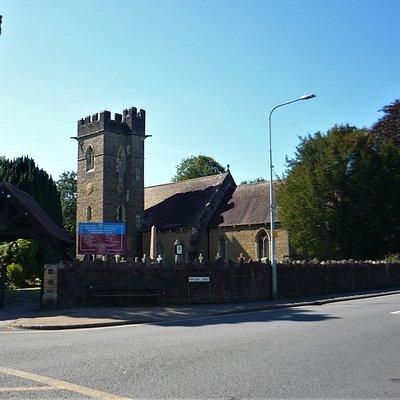 St. Mary's Parish Church, Whitchurch, Cardiff