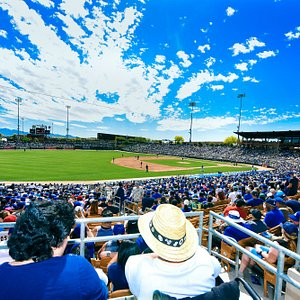 Camelback Ranch-Glendale: Spring Training home of the Los Angeles Dodgers and Chicago White Sox