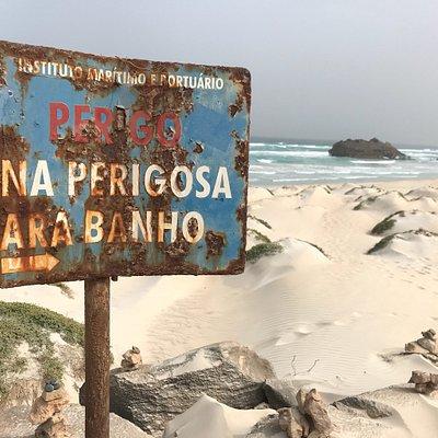 Iboutour à BoaVista - Cap Vert!