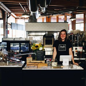 indi chocolate is open in the new MarketFront of Pike Place Market on Western Ave.