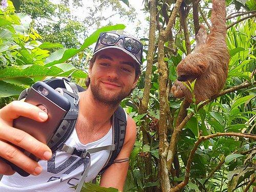 Sloth Discovery Volcano Adventure