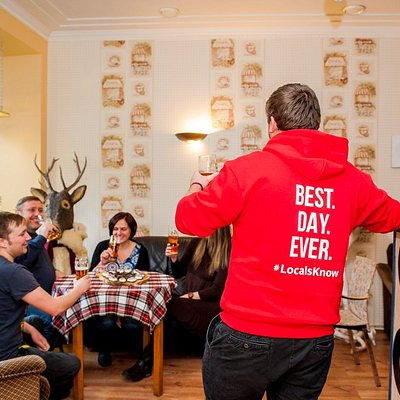 Spend your Best.Day.Ever and taste delicious Latvian beer and food on The Real Taste of Riga tou