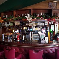 A part of the bar