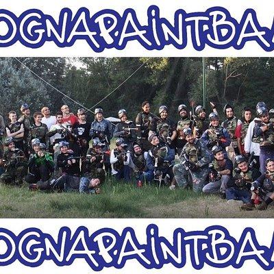 Bologna Paintball: foto di gruppo!