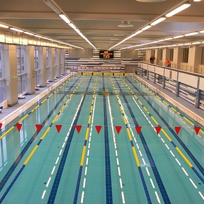 National Armed Forces Sports Base Swimming Pool INSIDE