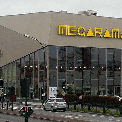 Megarama Montigny-lès-Cormeilles