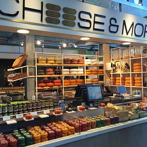 Taste all our different cheeses, produced and ripened at our own production locations.