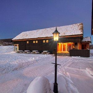 Låvin, Winter