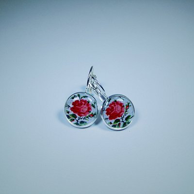Etno style earrings